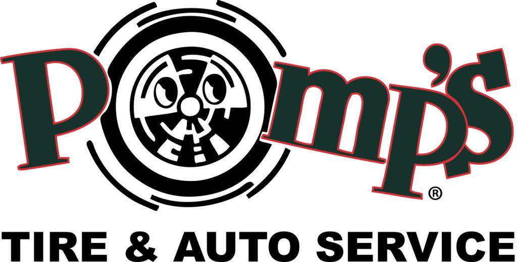 Pomp's Tire logo